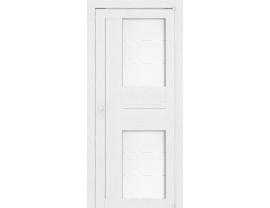 Двери межкомнатные Uberture Лайт 2114 белый велюр