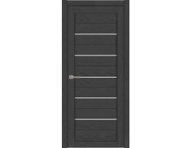 Двери межкомнатные Uberture Лайт 2127 (ПДО) Антрацит