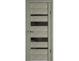 Двери межкомнатные Uberture Юнилайн ПДОч-30013 велюр серый