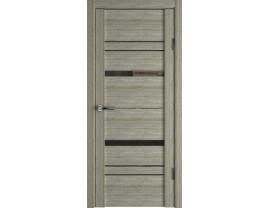Двери межкомнатные Uberture Юнилайн ПДОч-30027 велюр серый