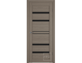 Двери межкомнатные VFD AtumPro 26 brun oak black gloss