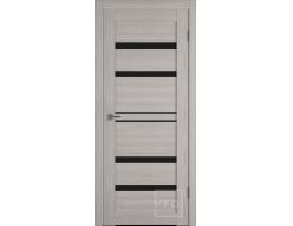 Двери межкомнатные VFD AtumPro 26 stone oak black gloss