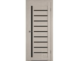 Двери межкомнатные VFD Atum 11 cappuccino black gloss