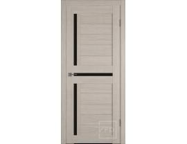 Двери межкомнатные VFD Atum 16 cappuccino black gloss
