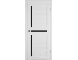 Двери межкомнатные VFD Atum 16 snow black gloss