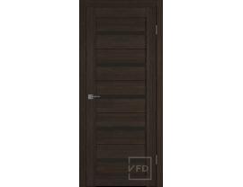 Двери межкомнатные VFD Atum 7 wenge black gloss