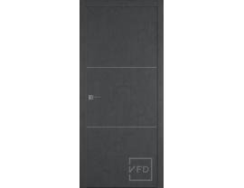 Двери межкомнатные VFD Urban 2 jet loft SM