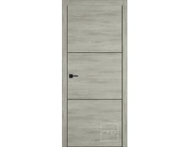 Двери межкомнатные VFD Urban 2 lin vellum BM