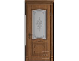 Двери межкомнатные VFD Vesta honey classic PB art cloud