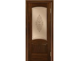 Двери межкомнатные Лайн-Дор Багетная Серия Анталия-Л тон 25 ст. Вива наливка