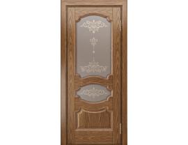 Двери межкомнатные Лайн-Дор Багетная Серия Верда тон 45 ст. Шарм бронза