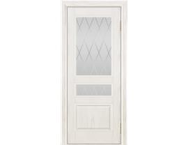 Двери межкомнатные Лайн-Дор Багетная Серия Калина тон 38 ст. Лондон светлое