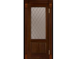 Двери межкомнатные Лайн-Дор Багетная Серия Кантри П тон 10 ст. Милтон бронза