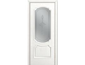 Двери межкомнатные Лайн-Дор Багетная Серия Селеста тон 38 ст. Сириус светлое