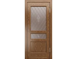 Двери межкомнатные Лайн-Дор Калевочная Серия Калина К тон 45 ст. Лилия бронза