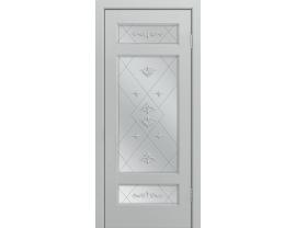 Двери межкомнатные Лайн-Дор Калевочная Серия Мишель К тон 46 ст. Прима светлое