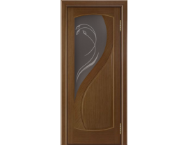 Двери межкомнатные Лайн-Дор Калевочная Серия Новый Стиль тон 5 ст. Новый стиль бронза