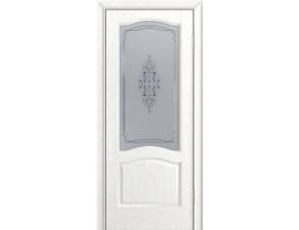Двери межкомнатные Лайн-Дор Калевочная Серия Пронто К тон 38 ст. Вива сатин