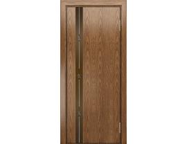 Двери межкомнатные Лайн-Дор Погонажная серия Камелия К3 тон 45 ст. Звезда