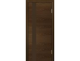 Двери межкомнатные Лайн-Дор Погонажная серия Камелия К5 тон 35 ст. Шоколад DL 180