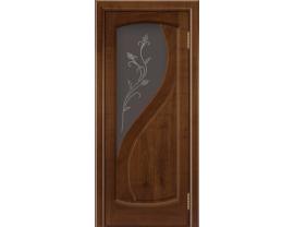 Двери межкомнатные Лайн-Дор Укутанная Серия Новый стиль 2 то 23 ст. Ирис бронза