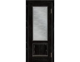Двери межкомнатные Лайн-Дор Укутанная Серия Эстела тон 26 ст. Волна