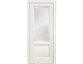 Двери межкомнатные Лайн-Дор Укутанная Серия Эстела 3Д тон 38 ст. Волна