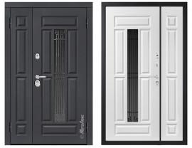 Двери входные Металюкс Статус СМ862_3