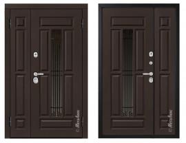 Двери входные Металюкс Статус СМ862_8