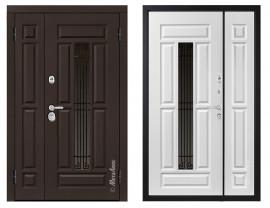Двери входные Металюкс Статус СМ862_9