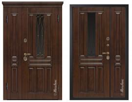 Двери входные Металюкс Статус СМ863