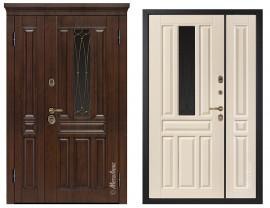 Двери входные Металюкс Статус СМ863_1