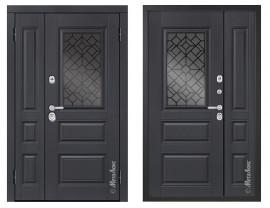 Двери входные Металюкс Статус СМ864_2