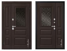 Двери входные Металюкс Статус СМ864_8