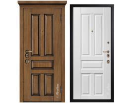 Двери входные Металюкс ArtWood М1704_3_E2