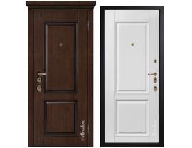 Двери входные Металюкс ArtWood М1706_7_E2
