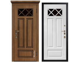 Двери входные Металюкс ArtWood СМ1709_3_E2