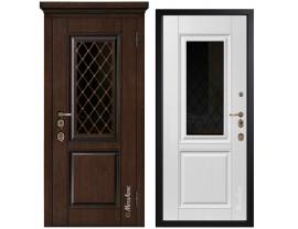 Двери входные Металюкс ArtWood СМ1710_7_E2