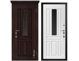 Двери входные Металюкс ArtWood СМ1711_1_E2