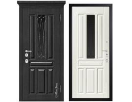 Двери входные Металюкс ArtWood СМ1711_24