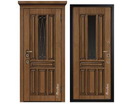 Двери входные Металюкс ArtWood СМ1711_9
