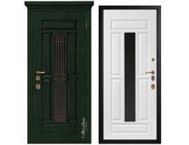 Двери входные Металюкс ArtWood СМ1712_37