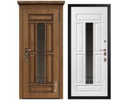 Двери входные Металюкс ArtWood СМ1712_3_E2
