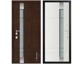 Двери входные Металюкс ArtWood СМ1713_6_E2