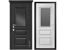 Двери входные Металюкс ArtWood СМ1720_25_E2