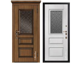 Двери входные Металюкс ArtWood СМ1720_3_E2