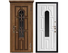 Двери входные Металюкс ArtWood СМ1760_3_E2
