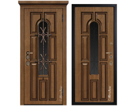 Двери входные Металюкс ArtWood СМ1760_9