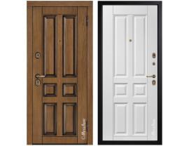 Двери входные Металюкс GrandWood М423_17