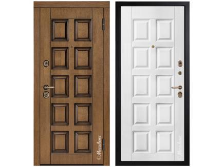 Двери входные Металюкс GrandWood М430_17